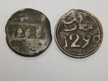 2 монеты по 4 фалуса, Марокко, фото №3