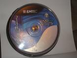 Компакт диски EMTEC DVD+R, фото №2