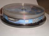 Компакт диски EMTEC DVD+R, фото №4