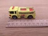 Машина пожежна Hot Wheels, Mattel Inc., 1976 року, фото №2