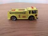 Машина пожежна Hot Wheels, Mattel Inc., 1976 року, фото №5