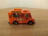 Машина фургон для продажу морозива Hot Wheels, Mattel Inc., 1983 року, фото №3