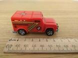 """Машина рятувальна """"Парамедик"""" Hot Wheels, Mattel Inc., 1996 року, фото №2"""