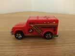 """Машина рятувальна """"Парамедик"""" Hot Wheels, Mattel Inc., 1996 року, фото №3"""