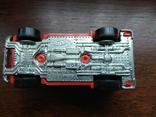 """Машина рятувальна """"Парамедик"""" Hot Wheels, Mattel Inc., 1996 року, фото №7"""