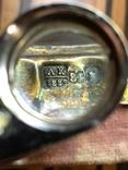 Икона Богородицы в серебре (27/22см), фото №3