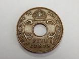 5 центов, 1937 г Британская Африка, фото №3