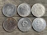 Копии редких монет Мира 6 шт, фото №2