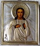 Іконка Св. муч. Віра, оклад срібло 84, фото №2