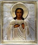 Іконка Св. муч. Віра, оклад срібло 84, фото №4