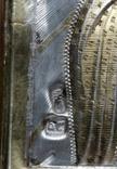 Іконка Св. муч. Віра, оклад срібло 84, фото №9