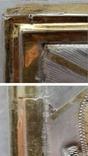 Іконка Св. муч. Віра, оклад срібло 84, фото №13