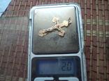 Крест золото, фото №7
