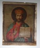 """Хромолитография """"Иисус Христос"""", фото №3"""