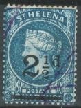 Бж12в Британские колонии. Святой Елены о. 1893 №16 (8 евро), фото №2