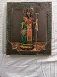 Икона Жако. Феодосий Углицкий. Перевыставление., фото №5