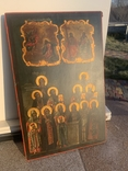 Икона 1785г, фото №4