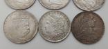 Монеты посеребрение Копия лот 4, фото №3
