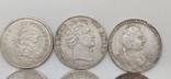 Монеты посеребрение Копия лот 4, фото №4