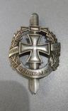 Значек Германии 1935-1945гг вермахт копия, фото №2