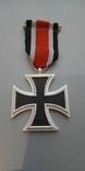 Крест Германия третий рейх 1939 год копия, фото №3