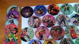 Фишки кэпсы Mortal Kombat. Комплект. +1 битка (бонус)., фото №3