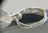 Подвеска кулон серебро 925 проба 2,12 грамма, фото №9