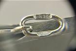 Крестик серебро 925 проба 1,38 грамма, фото №8