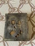 Иконка Матерь Божья с сыном, фото №4