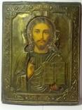 Икона Господь Вседержитель. 22х17.5см., фото №2