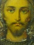 Икона Господь Вседержитель. 22х17.5см., фото №5