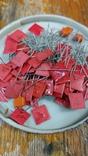Конденсатори червоні., фото №2