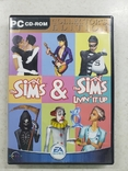 """The Sims collector edition """"SimsSims livin it up"""" (PC), фото №2"""