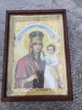 Икона Богородица 34х24, фото №2