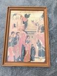 Икона 44х31 см, фото №2