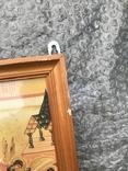 Икона 44х31 см, фото №3