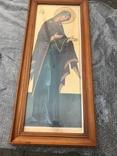 Икона Богородица 100х44 см, фото №2