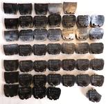 Изоляторы наборных зажимов ЗН24-16У3 и КТ6У СССР 45шт, фото №2