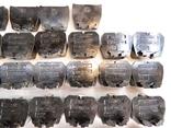 Изоляторы наборных зажимов ЗН24-16У3 и КТ6У СССР 45шт, фото №4
