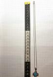 Крест на цепочке серебро, фото №5