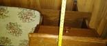 Тумбочка в прихожую с местом для стационарного телефона, фото №5