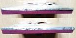 Ікона Володимирська Богородиця, латунь 22,3х18,0 см, фото №13