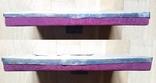 Ікона Іверська Богородиця, латунь 22,3х18,0 см, фото №12