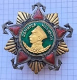Орден Нахимова копия, фото №2