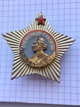 Орден Суворова 2 ст копия, фото №2