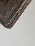 Миниатюрная икона. Серебро, фото №12