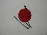 Конденсатор 1955 рік 33пФ 20%, фото №2