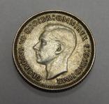 6 пенсов, 1945 г Австралия, фото №3