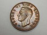 1 пенни, 1941 г Новая Зеландия, фото №3