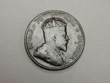1 цент, 1904 г Гон-Конг, фото №3